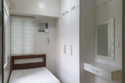 For Lease 2BR Interior, Furnished & With Parking - CENTERA Edsa