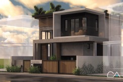 Brand New Modern House in BF Homes Parañaque